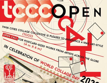 Call for Submissions: World Collage Day 2020