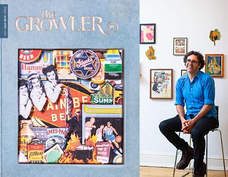 Ben DiNino in Growler Magazine