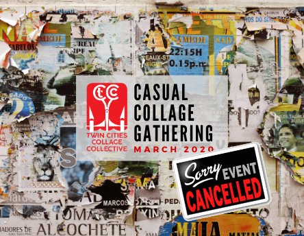 [CANCELLED] Collage Gathering: March 2020