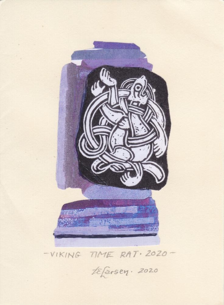 Torill Elisabeth Larsen [1] [Front] [Viking Time Rat 2020]