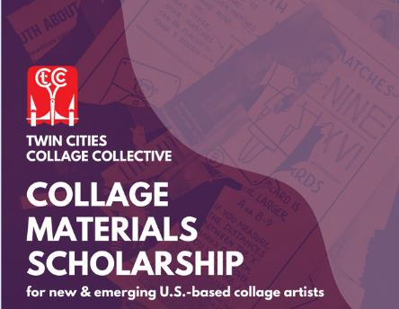 TCCC Collage Materials Scholarship