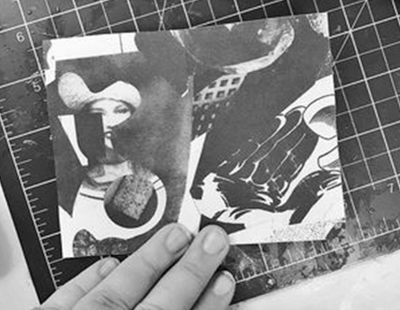 Make Your Own Collage Zine with Twin Cities Collage Collective